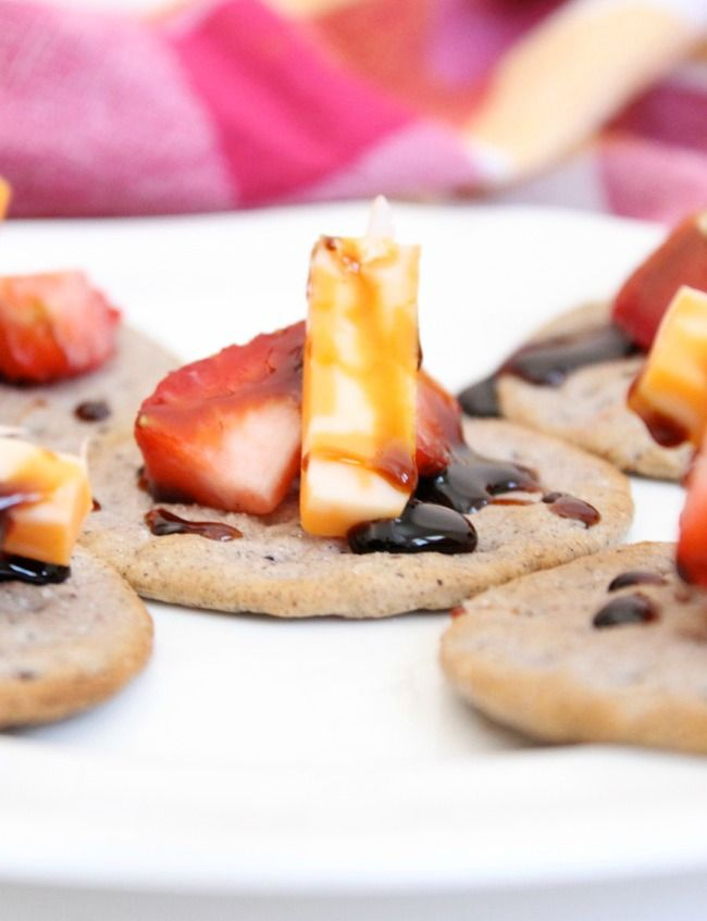 Guiltless Gluten-Free Snacking with Breton Crackers ...