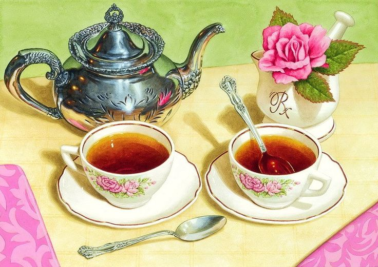Новое утро , новые улыбки Новые свежие радости!!!!!!!!!!! Судите о своём здоровье по тому, как вы радуетесь утру и весне. Генри Дэвид Торо Добавить к чашечке чая шепотку…