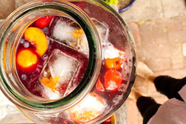 Pineapple Sangria | Recipes | Pinterest
