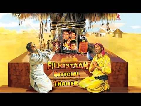 Filmistaan Official Trailer 2014 - Movie Trailers, Latest Trailer, Theatrical Trailer Full HD | MovieMagik
