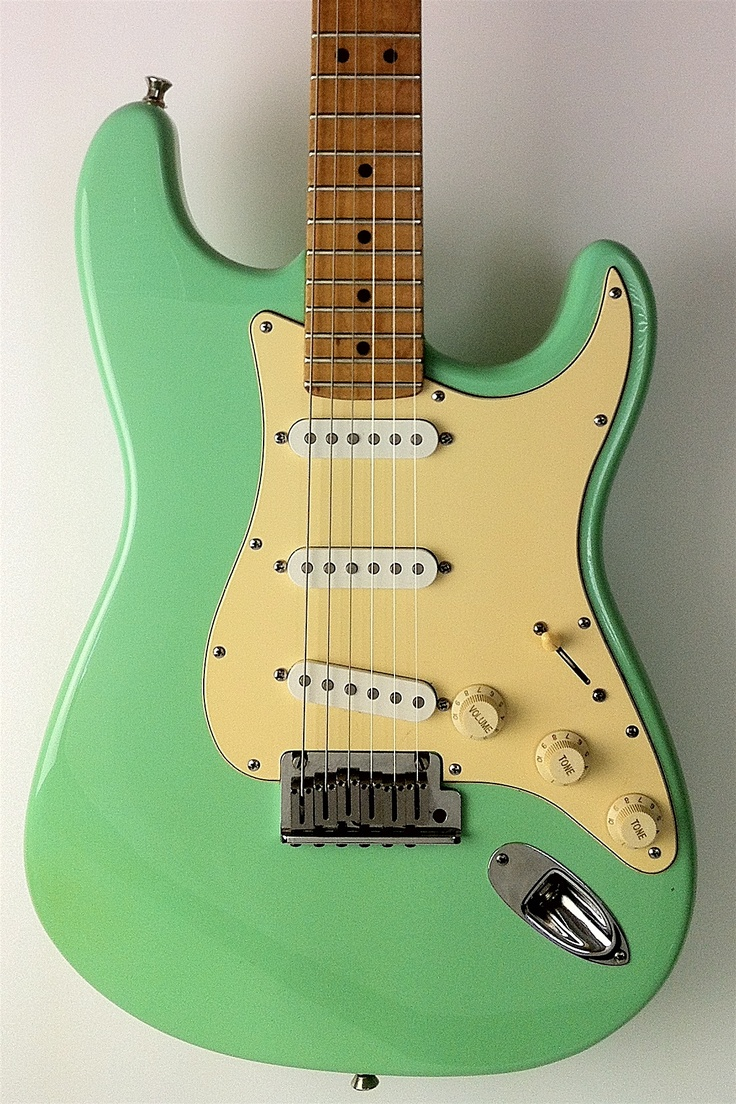 76 best images about seafoam green guitars and basses on pinterest. Black Bedroom Furniture Sets. Home Design Ideas