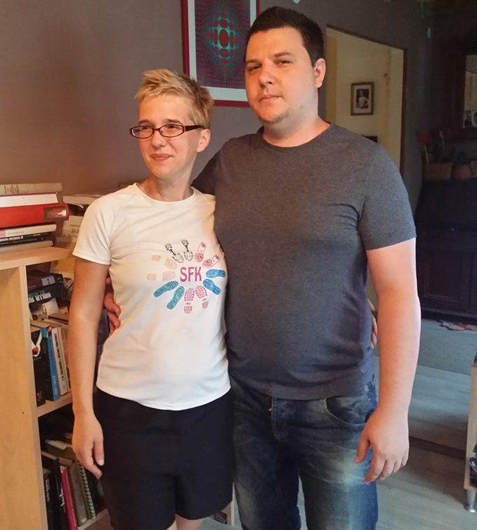 Eldöntöttük, megcsináljuk. 13 éve élünk házasságban, de ilyen kihívást még nem teljesítettünk.