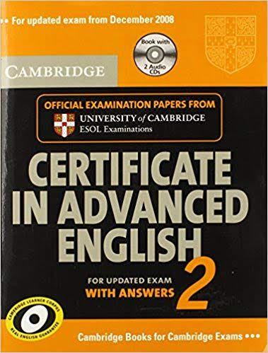 PDF+2CD] Cambridge Certificate in Advanced English 2 with