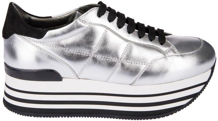 hogan donna sneaker maxi