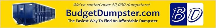 Construction dumpster rentals are available in most major U.S. cities.    http://www.budgetdumpster.com/