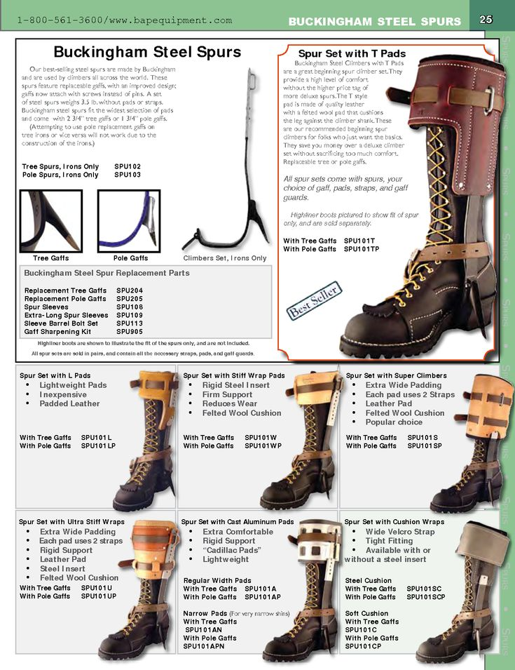 tree climbing gear - never knew there even was tree climbing shoes