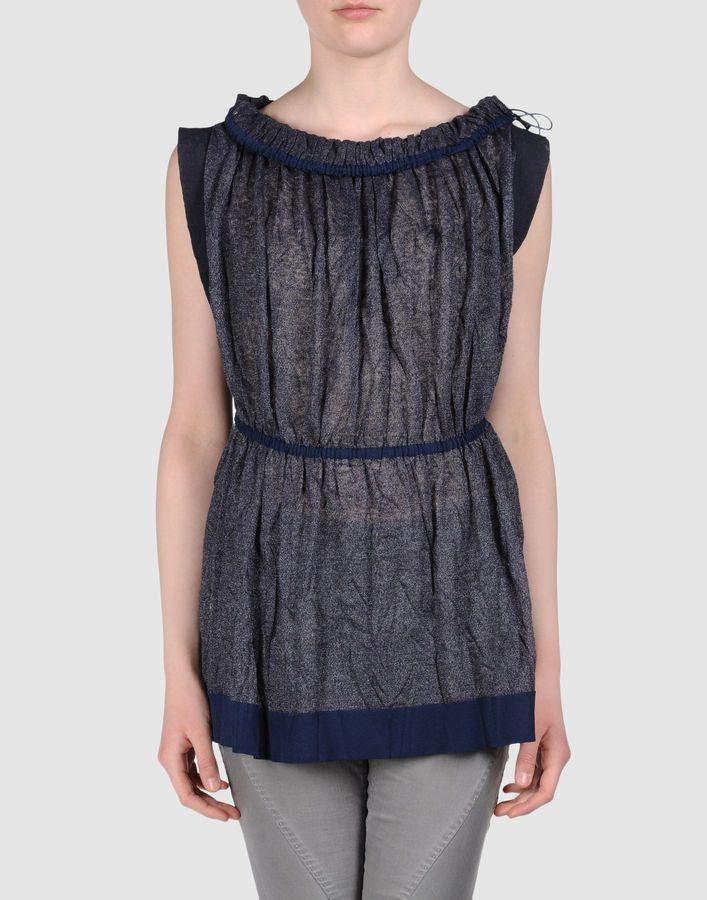 Crea Concept Sleeveless sweaters