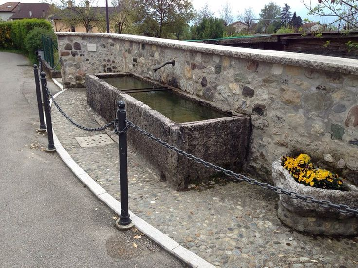 Fontana a Pren Feltre Belluno Dolomiti Veneto Italia