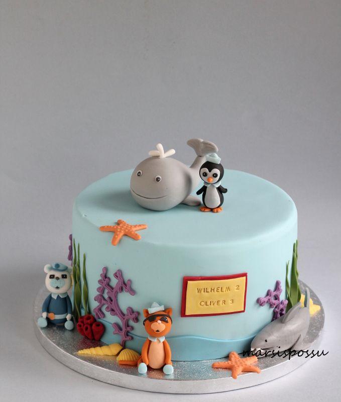merenelävät kakku