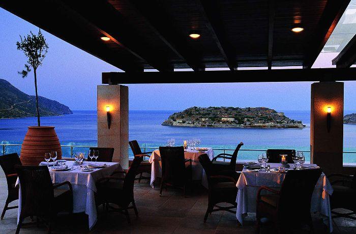 Destinations | Blue Palace: Greece - DustJacket Attic