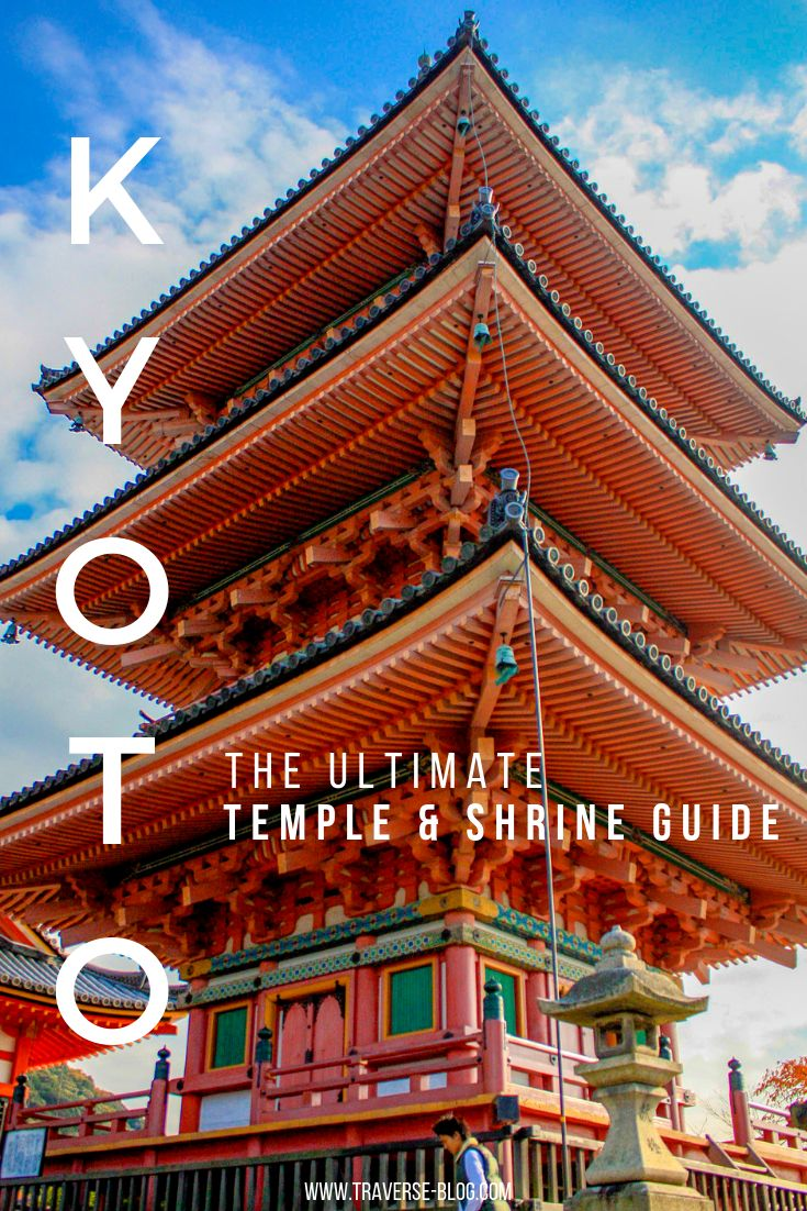 Everything You Need to Know about Visiting the 7 Must-See Shrines and Temples in Kyoto, Japan