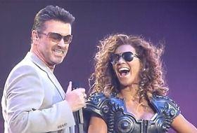 L'inedito duetto di Beyoncé e George Michael - Soul/R&B - News ...