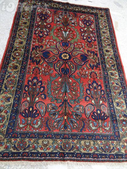NICE HAND WOVEN RUG From Yamood Turkmen Carpets By DaWanda.com