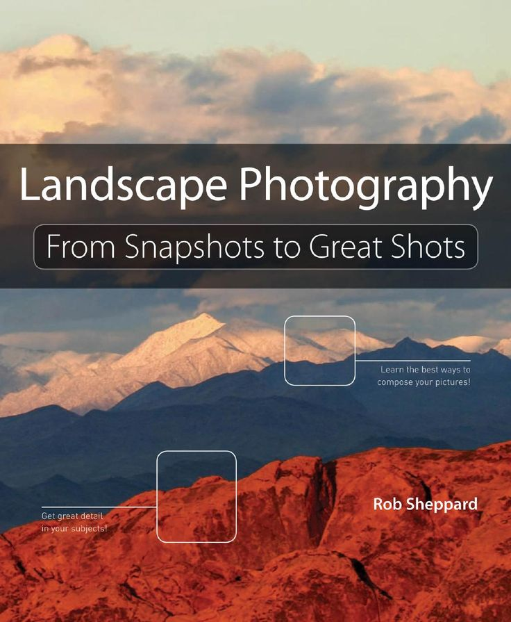S89yr landscape photography from snapshots to great shots