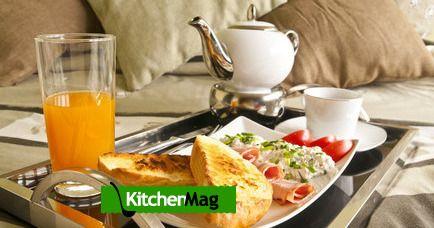 Десять завтраков, содержащих меньше 300 калорий - KitchenMag.ru