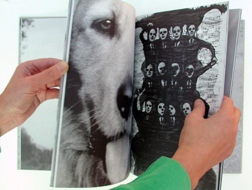 Tanja Smit / Textimages / Libro de Fatasmas / Book of ghosts / 2006