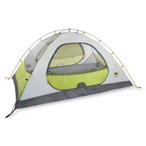 I just saw this and had to have it Mountainsmith Morrison 2 Person Tent you can {read more about it here http://bridgerguide.com/mountainsmith-morrison-2-person-tent/