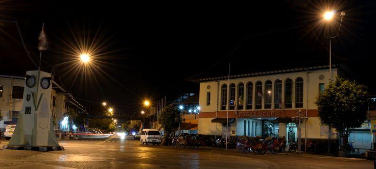 Pasar Gedhe Surakarta, Indonesia.
