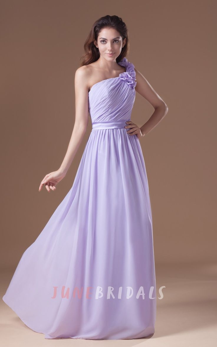 Shop Affordable Ruched Ethereal Soft Flowing Fabric Maxi Dress With Floral Strap At Junebridals Over 8000 Chic Wedding Bridesmaid Prom Dresses More Are
