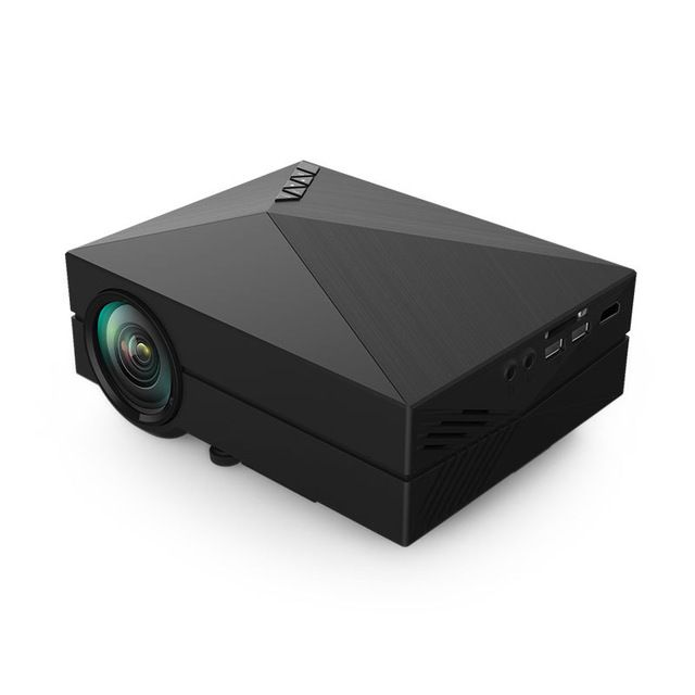 【 $63.94 & Free Shipping / Coupons 】Portable GM60 MINI LED Projector For Video Games TV Movie SD FULL HD Home and OUTDOOR Theater | Buying & Reviews on AliExpress