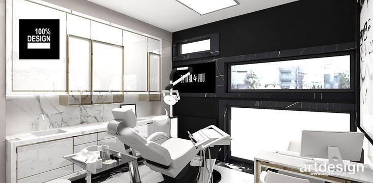 Dental4You | Klinika stomatologiczna | Projekt gabinetu stomatologicznego