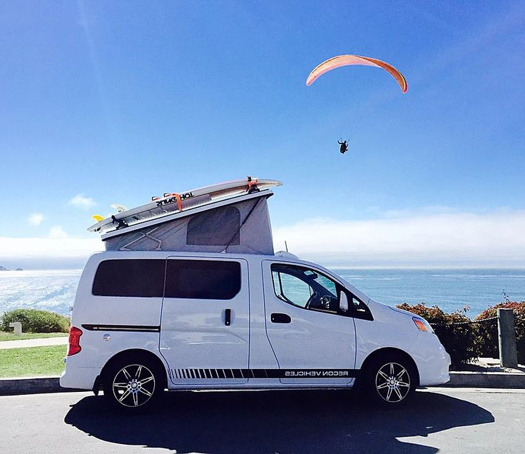 Recon Campers   The Future of Pop Top Camper Vans in the USA   PHOTOS
