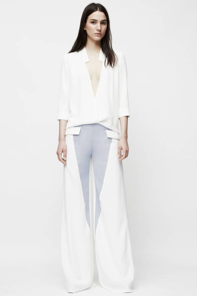 Wes Gordon Resort 2015. See all the best looks here