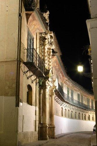 """""""Balcones Largos"""" Palacio de los Marqueses de Peñaflor"""