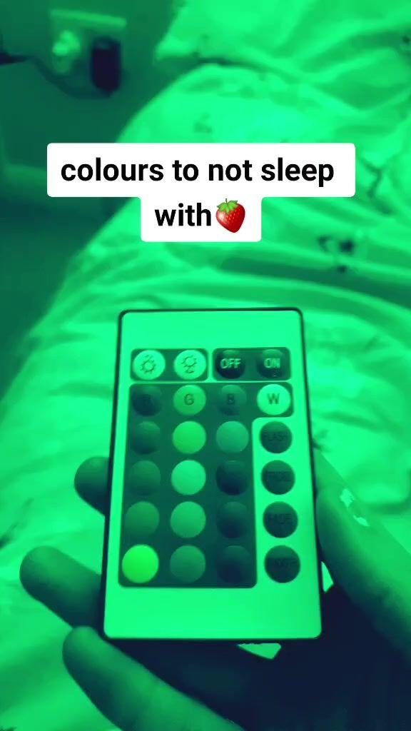 Elsie Xo Lilyannaxox5 Has Created A Short Video On Tiktok With Music Original Sound Come For Led Room Lighting Led Light Strips Diy Led Lighting Bedroom