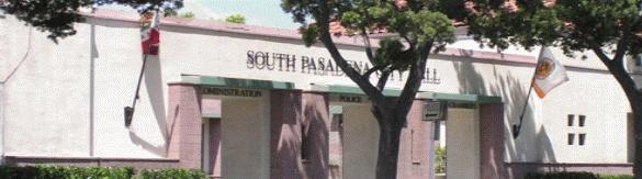 City of South Pasadena, California - Maps