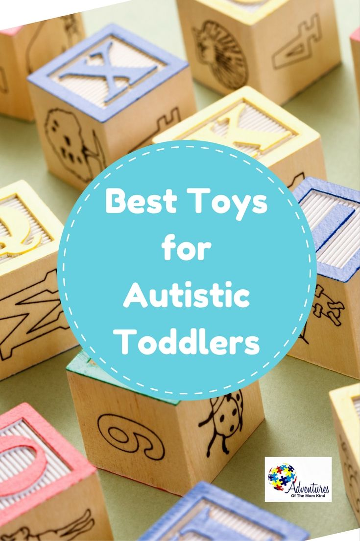 Best Toys for Autistic Toddlers - List of Toys Just Right for Ages 1-5. There are many toys out there that serve as amazing sensory tools..