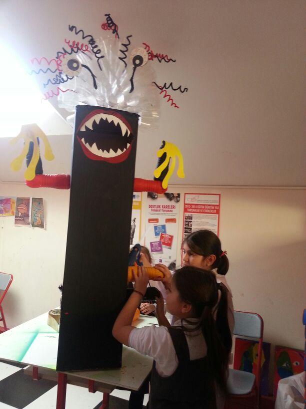 Eko okul bayrağını uzun yıllardır dalgalandırmaya devam eden ve çevre konulu projeleriyle her zaman gündemde kalan Anabilim Eğitim Kurumları, TerraCycle Turkey'in 'Geri Dönüşüm Kutu Tasarım Yarışması'nda 2. oldu