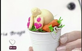 Mais Você Culinária - Cenoura de Massa Folhada | globo.tv: Receitas Favoritas