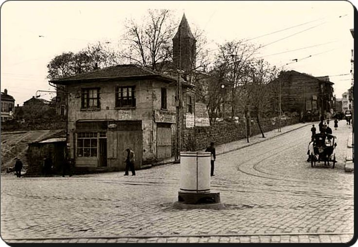 İstanbul, Kadıköy -Altıyol - 1940'lar