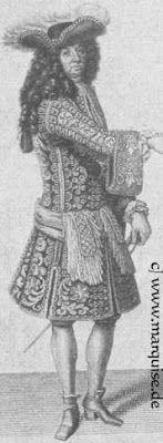 Perucas. .História da Moda.: A Moda na Era Barroca
