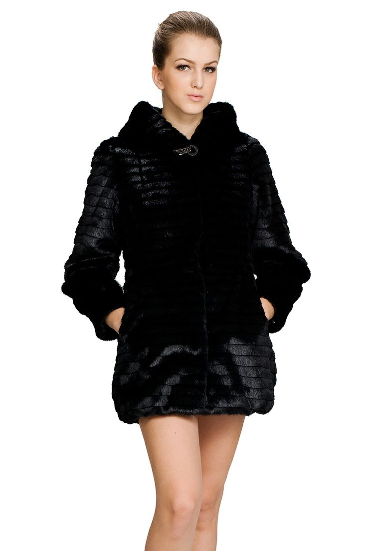 86 best Faux fur coat images on Pinterest