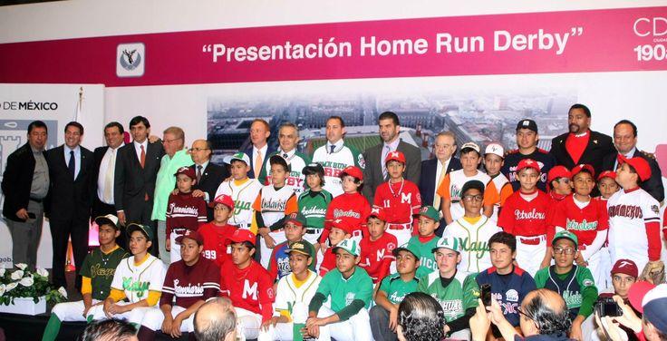 En tanto, el presidente ejecutivo de la Liga Mexicana de Beisbol, Plinio Escalante Bolio, reconoció el apoyo del Jefe de Gobierno para promover el talento mexicano, entre los niños y jóvenes capitalinos, y que practiquen deporte, en este caso el beisbol.