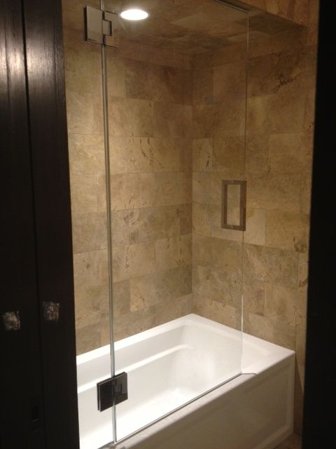 glass bathtub doors frameless frameless glass door for tub