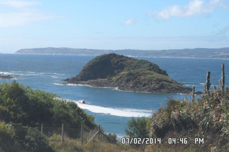 Islotes cerca de puñihuil