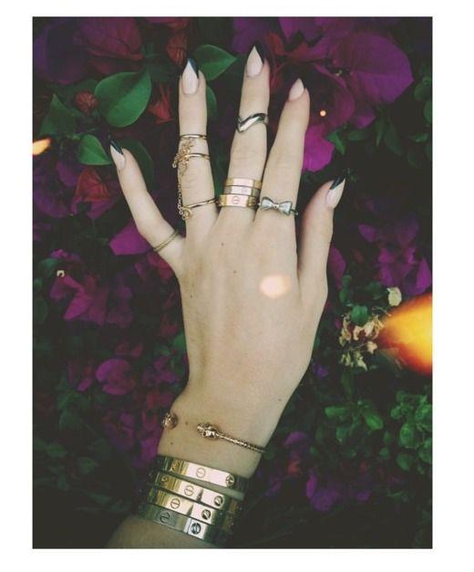 Red Nail Polish Lana Del Rey: 50 Best Cartier Love Bracelet-- Visual Presentation Images