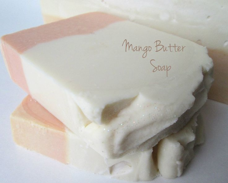 Oil & Butter: Mango Butter Soap recipe