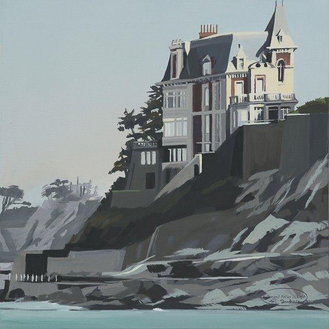 peinture-in-situ-dinard-cote-emeraude-michelle-auboiron-2009-6