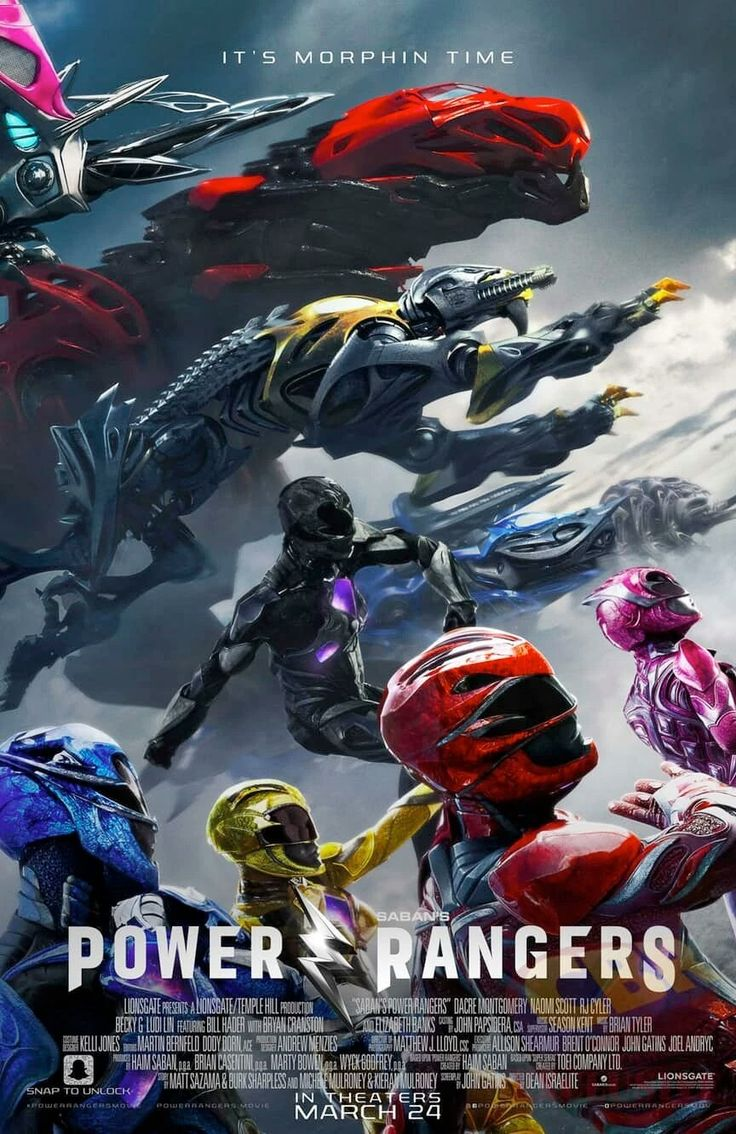 40 best Power Rangers images on Pinterest