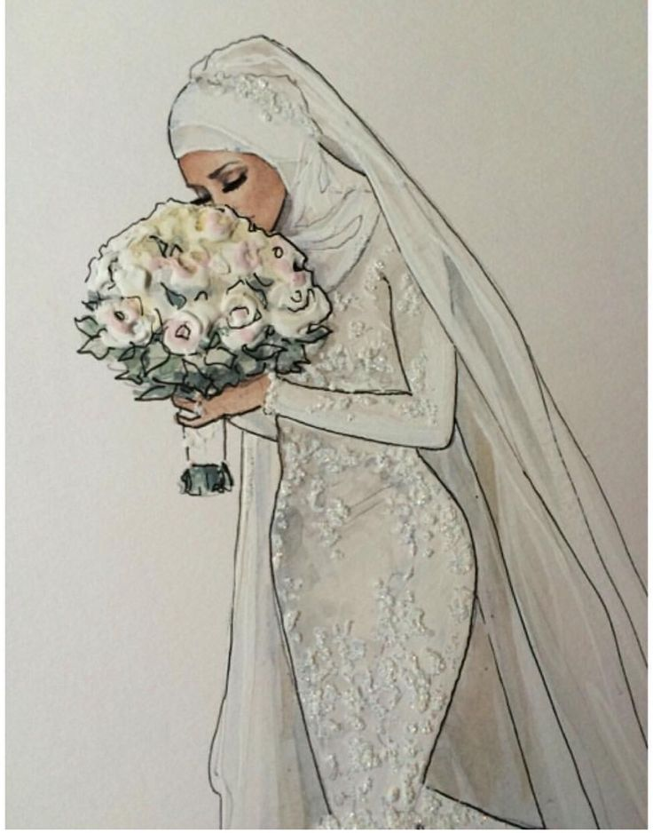 Latifa details wearing @idorabridal- #Brides #Wedding @karenorrillustration| Be Inspirational❥|Mz. Manerz: Being well dressed is a beautiful form of confidence, happiness & politeness