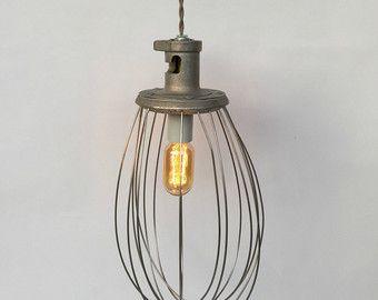reclaimed industrial lighting. whisk pendant lamp reclaimed lighting hobart industrial unique