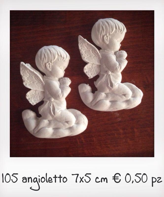 Angeli per bomboniere o decorazione.
