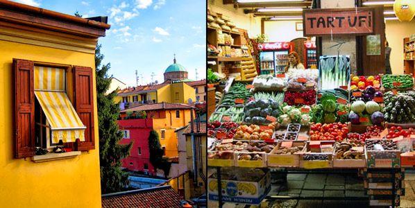 Il mercato degli agricoltori e la frutta e veggie supporto fresco.