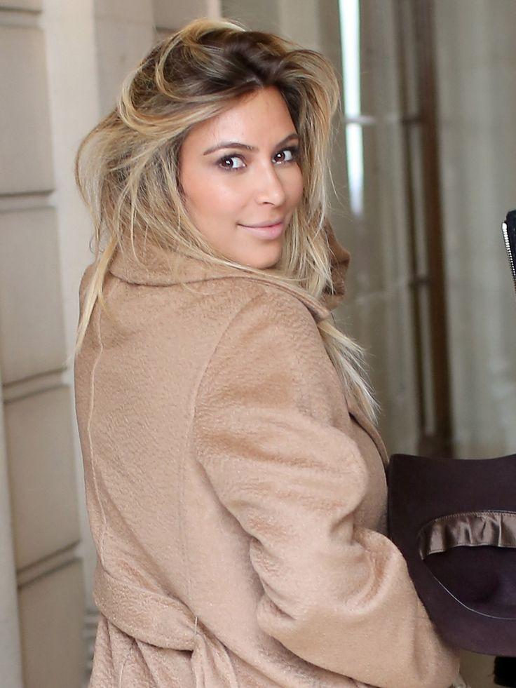 kim kardashian blonde hair 2014 - Google Search