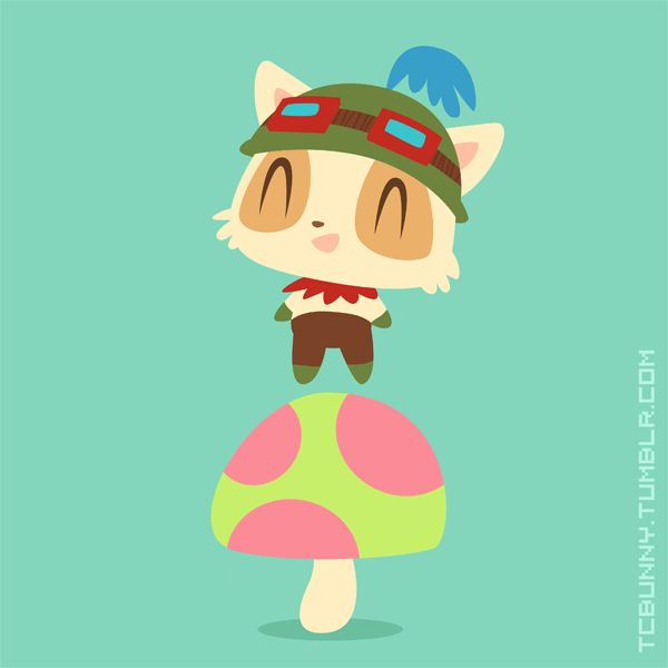 It's #Teemo Time