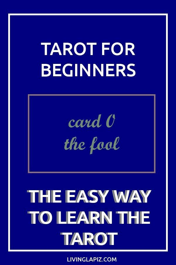 How To Read the Tarot (How To Series)